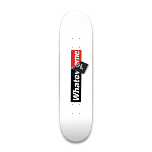 WhateverMe supreme Park Deck